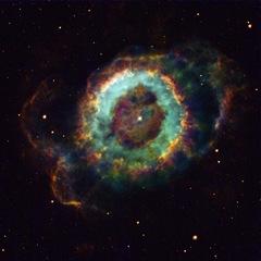 Little Ghost Nebula