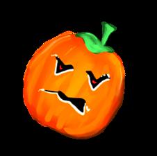 Ghastlia's Wedding Day Pumpkin2