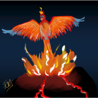 The Phoenix and the Volcano