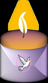 CANDLE7 PEACE