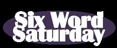 Six Word Saturday