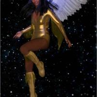 DC's Dawnstar: Correction